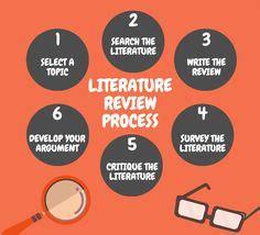 Writing at the university of Toronto literature reviews